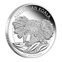 Koala 2014 Silber