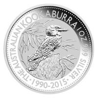 Kookaburra 2015 Silber 1oz