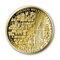 Deutschland - 100 EUR Regensburg 2016 - 1/2 Oz Gold