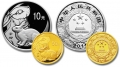 China Lunar Hase (2011) - Silber & Gold Set in PP - China Gold Coin Corporation