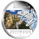 Australien - 1 AUD Discover Australia 2012 Bell Frog - 1 Oz Silber - The Perth Mint Australia