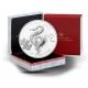 Kanada - 15 CAD Lunar Schlange 2013 - 1 Oz Silber - Royal Canadian Mint