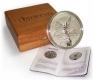 Mexiko - Libertad Siegesgöttin 2012 - 1 KG Silber Prooflike Box -
