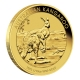 Australien Känguru 2013 / 2014 - 1/10 Oz Gold - The Perth Mint Australia