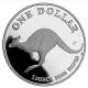 Australien - 1 AUD Silver Kangaroo 1998 - 1 Oz Silber PP - Royal Australian Mint