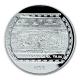 Mexiko - Bajorrelive de el Tajin 1993 - 1/2 Oz Silber PP -
