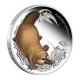 Australien - 0,5 AUD Bush Babies II Platypus - 1/2 Oz Silber - The Perth Mint Australia