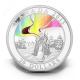 Kanada - 20 CAD Nordlichter 2013 - 1 Oz Silber - Royal Canadian Mint