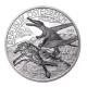 Österreich - 20 EUR Lebendige Urzeit Jura - Silber PP - Münze Österreich