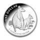 Australien - 1 AUD Silver Kangaroo 2011 - 1 Oz Silber PP - Royal Australian Mint