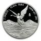 Mexiko - Libertad Siegesgöttin 2009 - 2 Oz Silber PP - Banco de Mexico