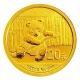 China - 20 Yuan Panda 2014 - 1/20 Oz Gold - China Gold Coin Corporation
