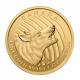 Kanada - 200 CAD Ruf der Wildniss Heulender Wolf 2014 - 1 Oz Gold