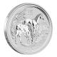 Australien - 300 AUD Lunar II Pferd 2014 - 10 KG Silber