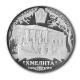 Russland - 25 Rubel Khmelita 2010 - 5 Oz Silber PP