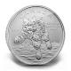 Kanada - 20 CAD $20 for $20 Luchs (Bobcat) 2014 - 1/4 Oz Silber