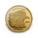 Kanada - 0.5 CAD Fischadler - 1/25 Oz Gold PP