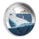 Australien - 1 AUD 100 Jahre Australische U-Boote - 1 Oz Silber