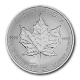 Kanada - 5 CAD Maple Leaf Privy Hase 1999 - 1 Oz Silber