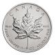 Kanada - 5 CAD Maple Leaf 2001 - 1 Oz Silber