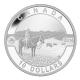 Kanada - 10 CAD O Canada Cowboy 2014 - 1/2 Oz Silber