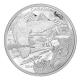 Kanada - 50 CAD Legende vom Geisterbär - 5 Oz Silber