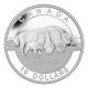 Kanada - 10 CAD O Canada Bison 2014 - 1/2 Oz Silber