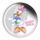Niue - 2 NZD Disney Freunde Daisy Duck 2014 - 1 Oz Silber