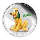 Niue - 2 NZD Disney Freunde Pluto 2014 - 1 Oz Silber