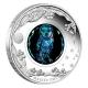 Australien - 1 AUD Opal Serie Masked Owl - 1 Oz Silber