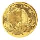 Österreich - 100 EUR Wildtiere Das Wildschwein 2014 - 1/2 Oz Gold