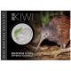 Neuseeland - 1 NZD Kiwi 2015 - 1 Oz Silber - Blister