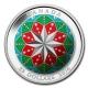Kanada - 25 CAD Weihnachtsornamente 2014 - 1 Oz Silber