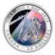 Kanada - 20 CAD 25 Jahre Weltraumbehörde 2014 - 1 Oz Silber