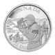 Kanada - 15 CAD Exploring Canada Kartographen 2014 - Silbermünze