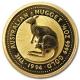 Australien - 25 AUD Känguru 1994 - 1/4 Oz Gold