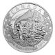 Kanada - 10 CAD Kanu Serie Erstausgabe 2015 - 1/2 Oz Silber