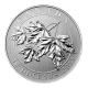 Kanada - 10 CAD Silber Maple Leaf 2015 - 1/2 Oz Silber
