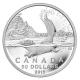 Kanada - 50 CAD $50 for $50 Biber 2015 - 1/2 Oz Silber