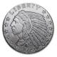 USA - American Indian Head 2014 - 1/10 Oz Silber