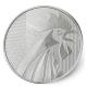 Frankreich - 100 EUR Gallischer Hahn 2014 - Silbermünze