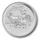 Australien - 300 AUD Lunar II Ziege 2015 - 10 KG Silber