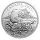 Kanada - 20 CAD Fischarten Forellenbarsch 2015 - 1 Oz Silber