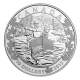 Kanada - 10 CAD Kanu Prächtige Umgebungen 2015 - 1/2 Oz Silber