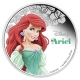 Niue - 2 NZD Disney Ariel 2015 - 1 Oz Silber