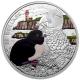 Kanada - 20 CAD Tierbabies Papageientaucher - 1 Oz Silber