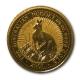 Australien - 25 AUD Känguru 2001 - 1/4 Oz Gold
