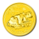Lunar 2 Ochse (2009) - 1 Oz Gold