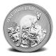 Australien - 1 AUD Silver Kangaroo 2010 - 1 Oz Silber - Royal Australian Mint