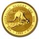 Australien - 15 AUD Känguru 2003 - 1/10 Oz Gold